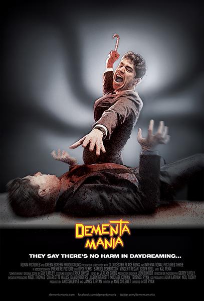 Dementamania poster